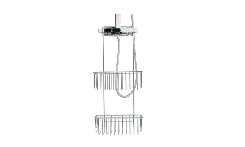Demerx <br> <strong> Mixer Shelf Twin Krom  150 – 160CC </strong>