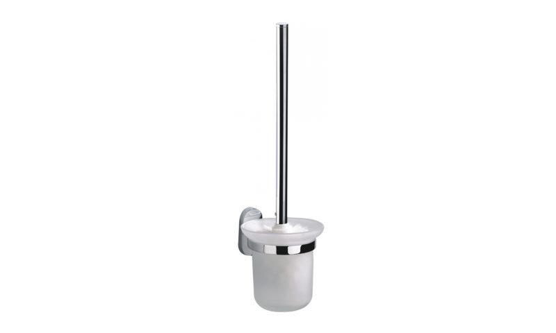 Demerx <br> <strong> WC-borste med glaskopp Zeker line </strong>